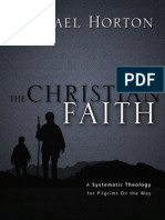 The Christian Faith by Michael Horton, Excerpt
