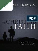 The Christian Faith by Michael Horton, Excerpt