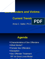 #1 Sex Offenders and Victims