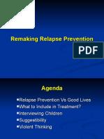 #7 Good Lives vs Relapse Prevention (Amarillo, TX 2.24.2011)
