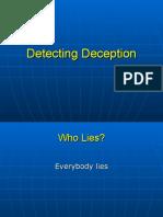 #4 Detecting Deception (Amarillo, TX 2.24.2011)