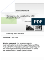 Presentatie NME Mundial 2010 Nature_Environment_Education