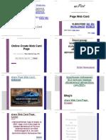 Web Card Page _ Электрокар Volkswagen ID.4 Получил Премию «Всемирный Автомобиль Года 2021»