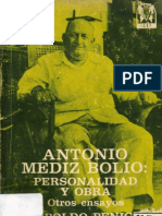 Antonio Mediz Bolio