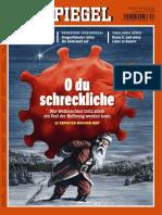 Der Spiegel - 2020-12-19
