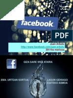 Facebook Hastapenak