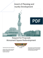 Monument Square RFP