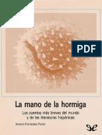La Mano de La Hormiga