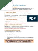 Procédure des stages_c64d1b3f9df69eec8026fc500d7e1f80