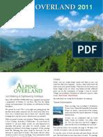 Alpine Overland