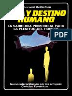 Vida y Destino Humano