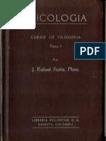 PSICOLOGIA RAFAEL FARIA 1