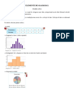 Elemente de Statistica Cl8