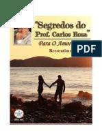 O AMOR - vol 7 - RESSENTIMENTOS