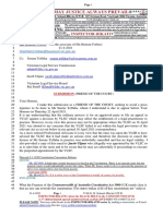 20210421-Mr G. H. Schorel-Hlavka O.W.B. to Associate of His Honour Forbes J
