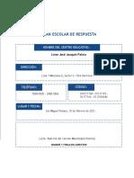 Guía para la Organización del Comite para la Gestión de Riesgo