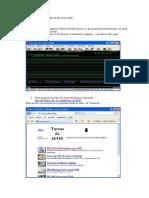 Creación de Server Http de Servicios Web