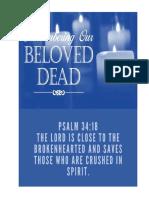 Prayer Service for the Dead