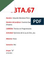 Eduardo_ Mendoza_Perez _LEY DE OHM_DOS
