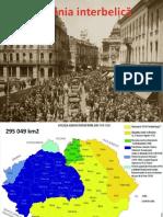 1. România interbelica