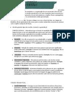 Gramática-Português 12º Ano - JULIANA FITAS