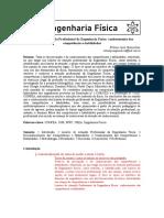 001 - Artigo de Engenharia Física - 2020 - TÓPICO 8 - Discussão