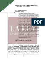 Casación N° 635-2019-Lambayeque