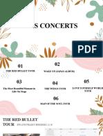 BTS Concerts