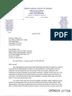 Ortiz Opinion Letter & Order