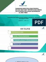 Draft Overview Pengawasan ONPP 21 Dinkes Prov 6 April