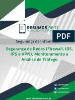 Segurança de computadores - Firewall IDS IPS VPN