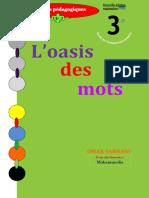 Fiches UD3 Loasis Des Mots 3AEP Www.dimaschool.com