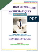 BAC D TOGO DE 2000 A 2019