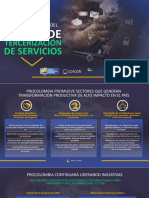 2017 09 27 Estudio Nacional Del Sector de Tercerizacion de Servicios