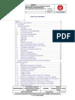 Manual especificaciones técnicas para construcción de estructuras autosoportadas