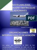 Simbología y Matriculas de Aeronaves(Modo de Compatibilidad)