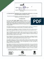 Resolución 325 de 2021-Liquidación Alcaldía