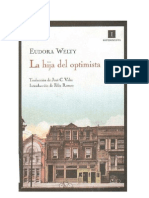 Welty, Eudora - La hija del optimista