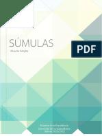 Livro de Sumulas- TJDFT