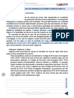 Aula 3 - Lei de Introdução Às Normas Do Direito Brasileiro III