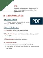 RDS PA Partie Pratique