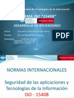 Presentacion NORMA ISO15408