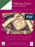 Afiche Niño Por Nacer 2021[998] - Copiar