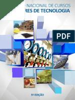 Catálogo - Cursos de Tecnologia