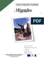 CUM-As Migrações