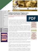 """Instituto EcoFaxina lança """"Programa Turma Ecológica"""" para crianças e adolescentes"""