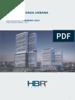 Relatório HBRH11 2021