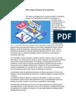 Unidad 1. Actividad 2. La Comunicación y La Tecnología Tavarez Marleny