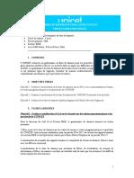 Termes de References - Gestionnaire en Base de Donnees(1)