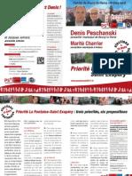 Priorités Quartier La Fontaine